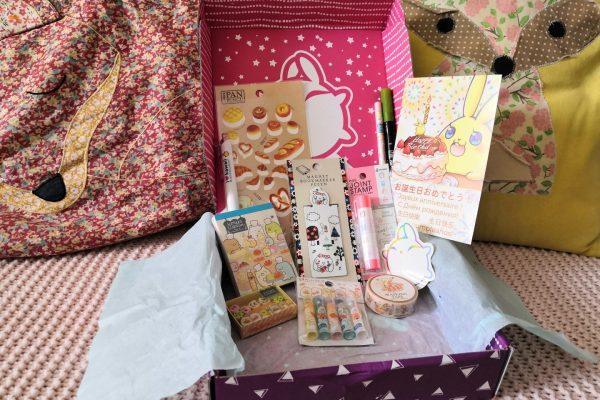"Zenpop ""Sumikko Bakery"", la box papeterie gourmande !"