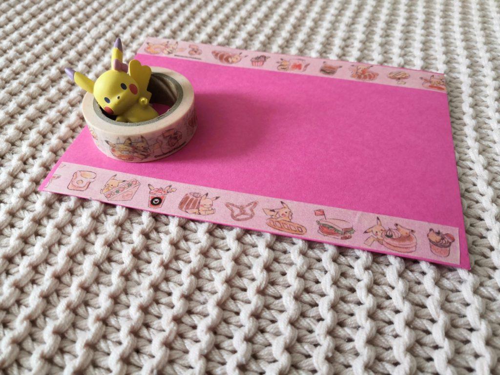zenpop boulangerie de Sumikko novembre 2019 Kawaii Box Papeterie bullet journal bujo motifs Pikachu Washi Tape