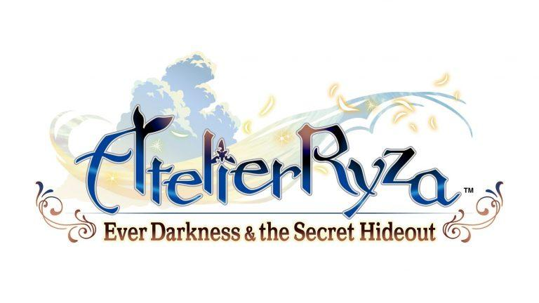 Logo Atelier Ryza Ever Darkness and the Secret Hideout RPG PS4 Steam scaled