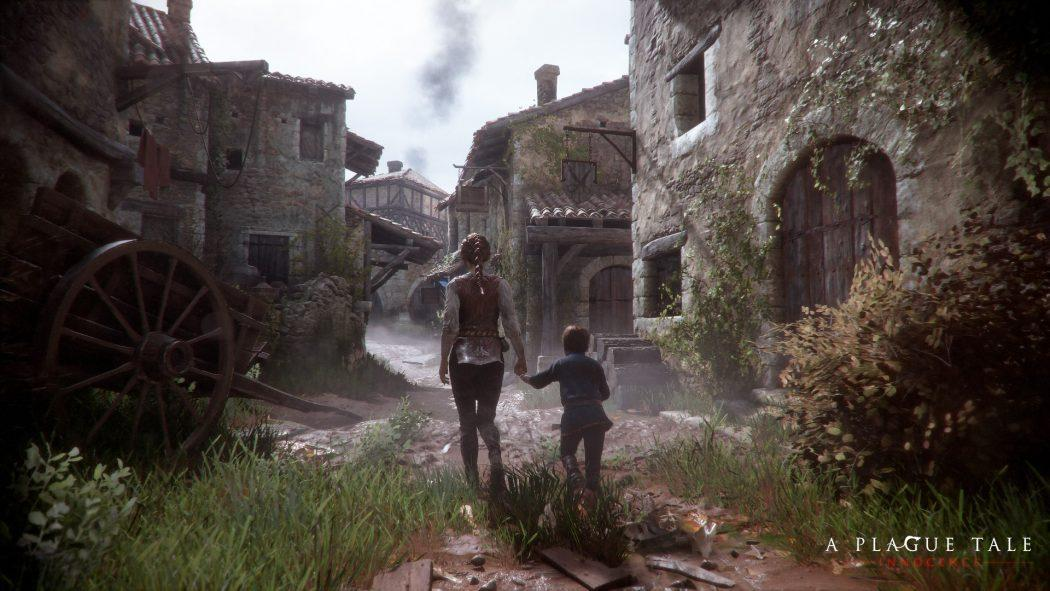 A Plague Tale Innocence Hugo Amicia