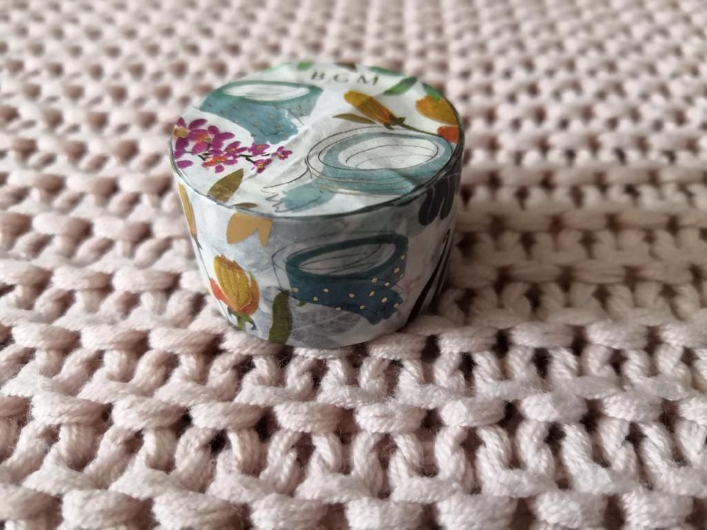 masking washi tape Zenpop Pack Papeterie Stationnery janvier 2020 voeux de bonheur
