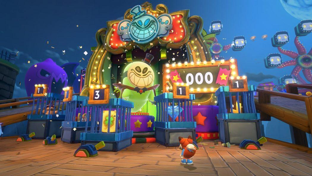 New Super Lucky's Tale shop magasin