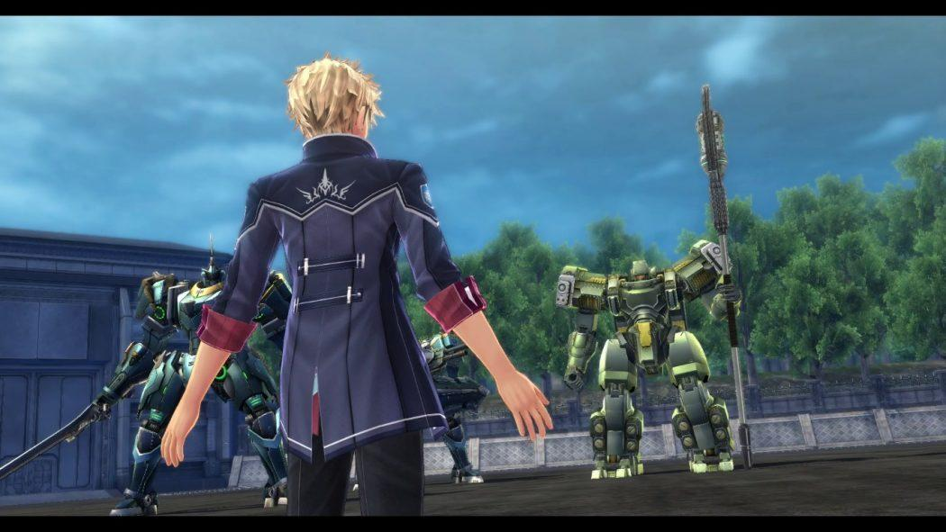 trails of cold steel iii Ash mechas robots