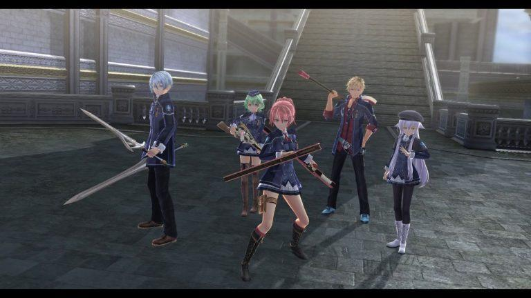 trails of cold steel iii rpg playstation groupe scaled