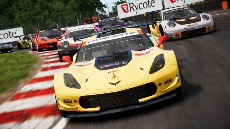 GRID voitures jeu de course simulation arcade Toca Touring Car Championship