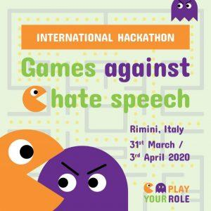 Hackathon Play Your Role Savoir Devenir Freya Games jeu vidéo contre contenus haineux games against hate speech