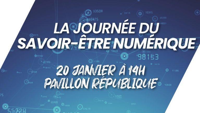 Journée du savoir être numérique 20 janvier 2020 Toulouse Haute Garonne Qwant Freya Games