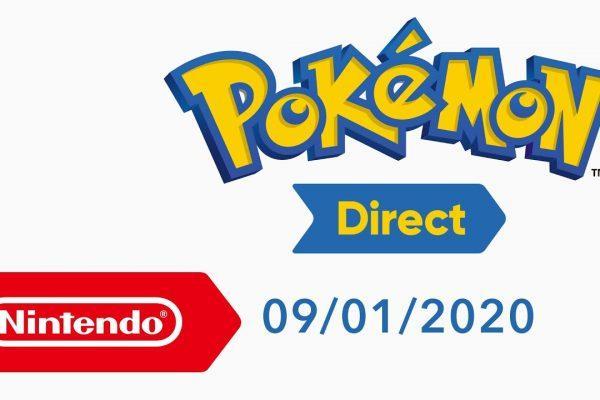 Pokémon Direct du 09/01/2020, ce qu'il faut retenir !