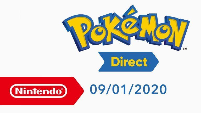 Pokémon Direct du 09/01/2020 extension pass épée bouclier pokémon donjon mystère équipe de secours DX pokémon home