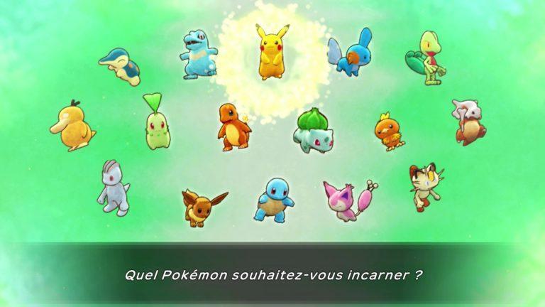 Pokémon Donjon Mystère : Equipe de Secours DX, un premier avis