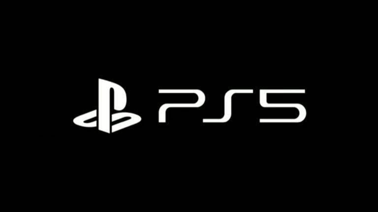 logo officiel sony playstation 5 CES 2020