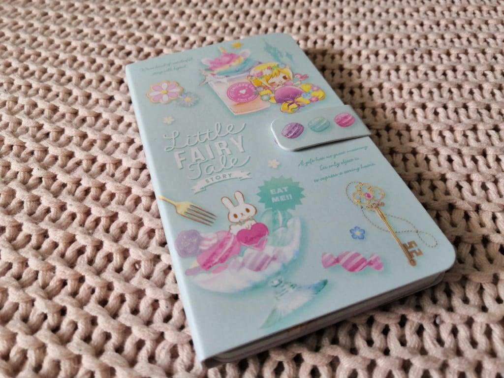 """Zenpop """"Monde Féérique"""" Pack Papeterie mars 2020 stationery little fairy tale bloc notes"""