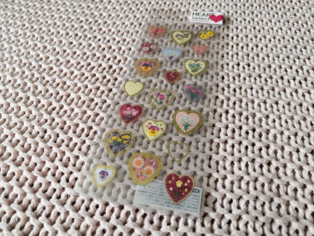 Zenpop Pack Papeterie mars 2020 stationery pastel fairy tale autollants stickers fleurs dentelles Mindwave inc