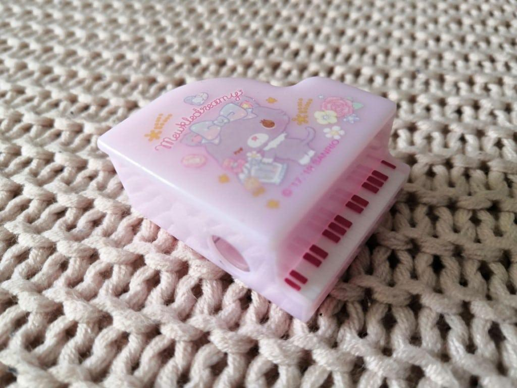 Zenpop Pack Papeterie mars 2020 stationery pastel fairy tale taille crayon mewkledreamy sanrio