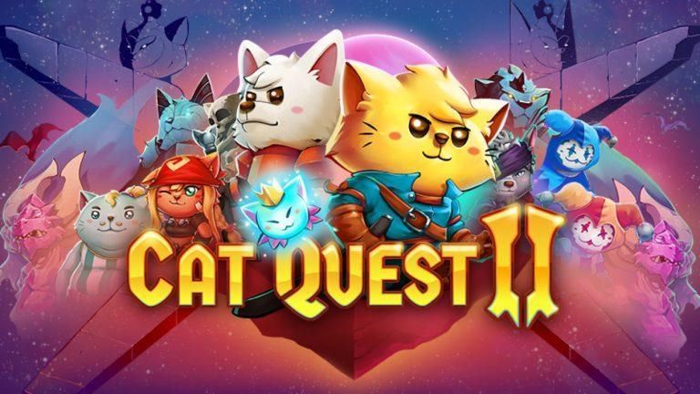 Cat Quest II : The Lupus Empire, l'union féline et canine réussie !