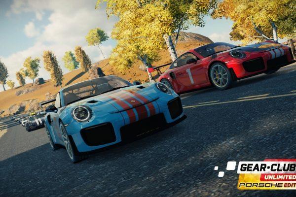 Gear.Club Unlimited 2 Porsche Edition, aussi long que son titre !