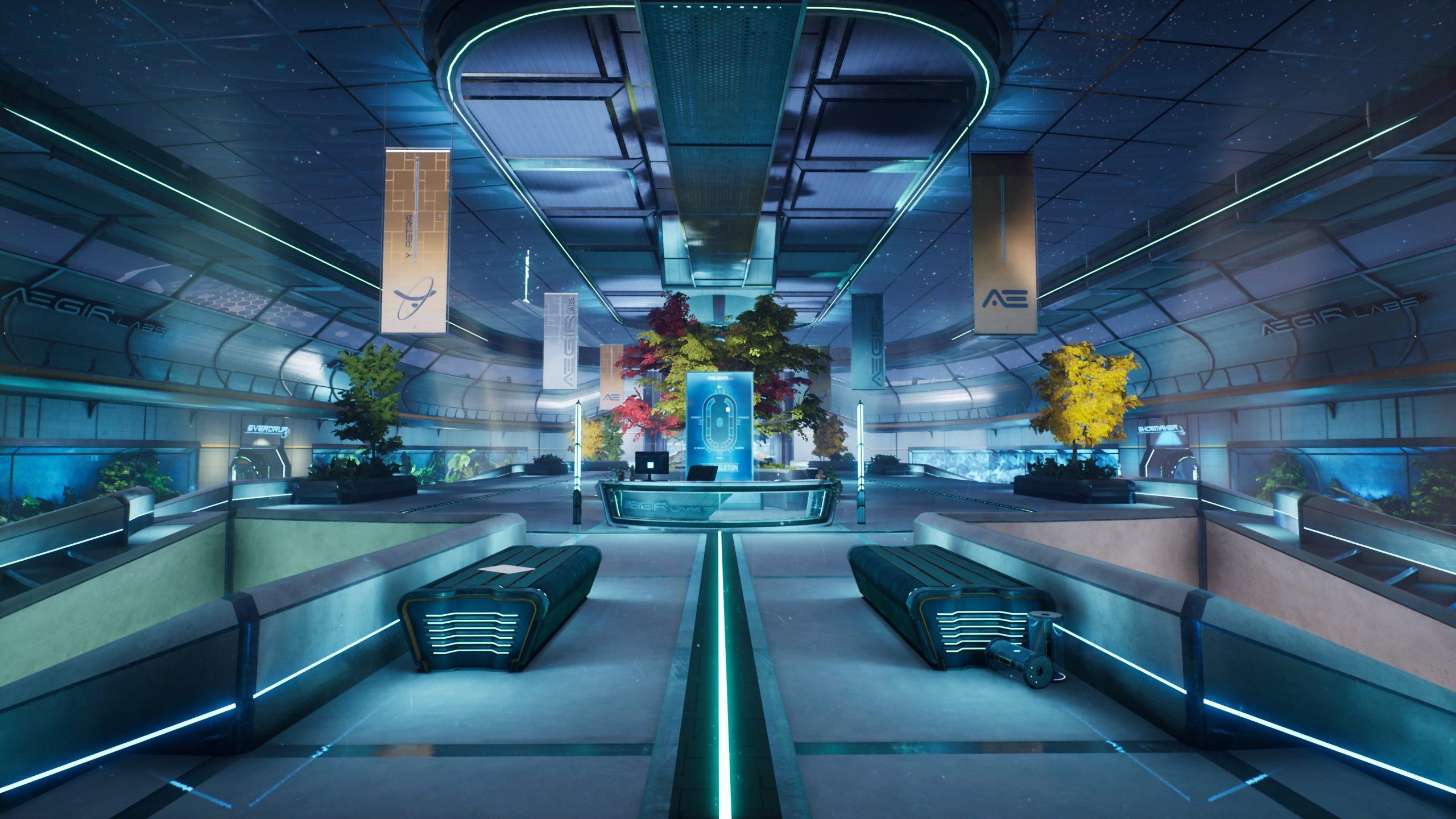 laboratoire lunaire Relicta puzzle game jeu de reflexion