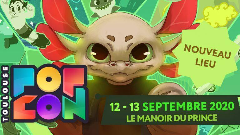 popcon toulouse salon geek jeux video manga cosplay comics bande dessinee cinema