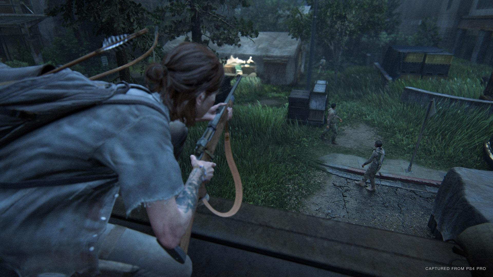 the last of us part ellie infiltration
