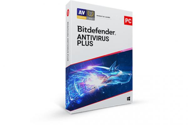 Bitdefender Antivirus Plus, un PC bien protégé pour la rentrée !
