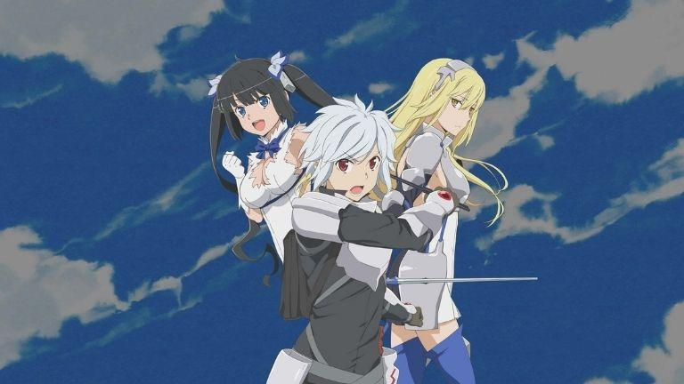 Is It Wrong to Try to Pick Up Girls in a Dungeon Danmachi Infinite Combate