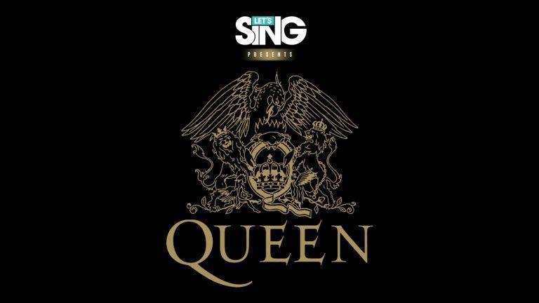 let's sing queen jeu vidéo karaoké xbox playstation nintendo