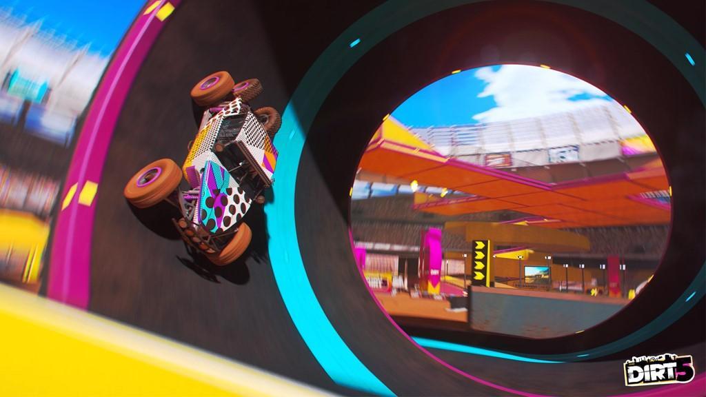 DIRT mode playground