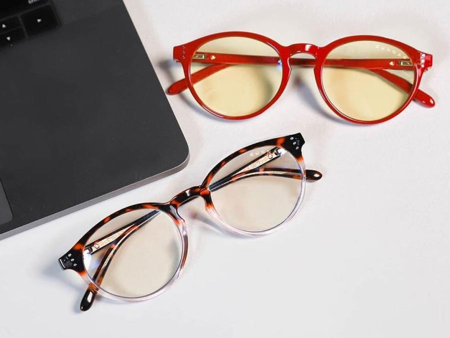 lunettes anti lumiere bleue gunnar modele attache
