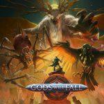 gods will fall logo titre principal