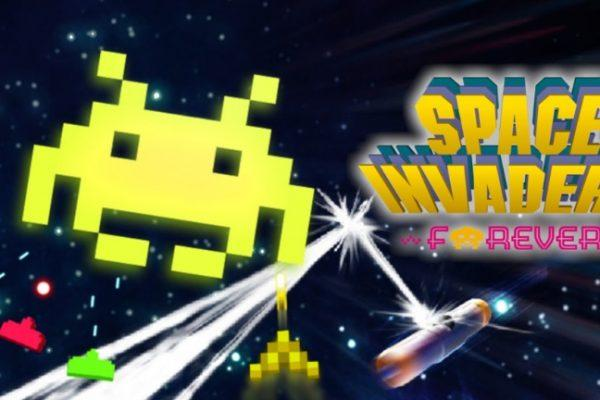 Space Invaders Forever Collection, for ever and ever