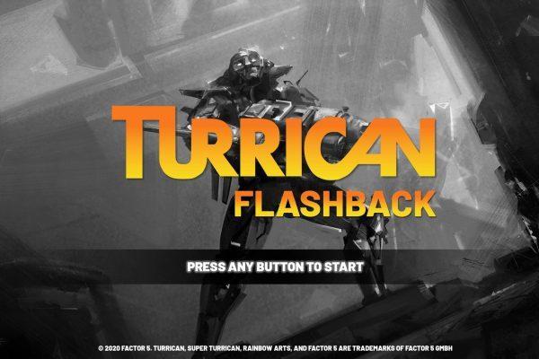 Turrican Flashback : tu ricanes moins en jouant