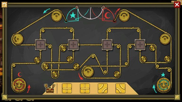 scarlett hood puzzle game enigme