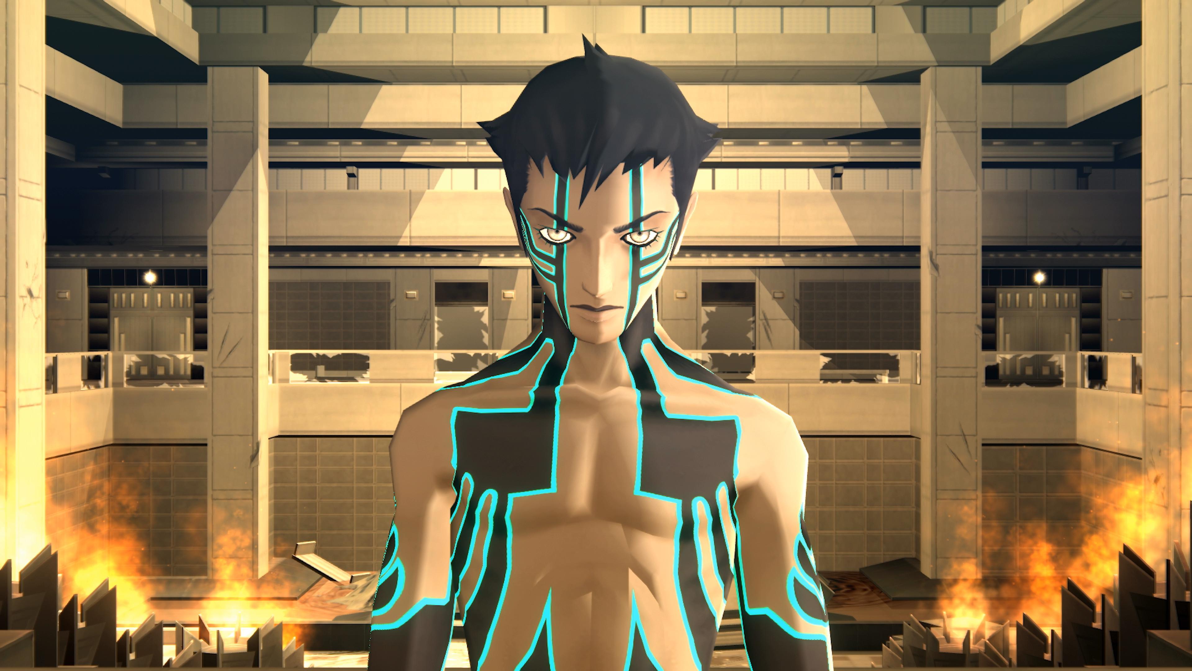 shin megami tensei nocturne hd remaster demon hero