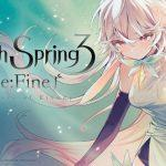witchspring re fine the story of eirudy artwork